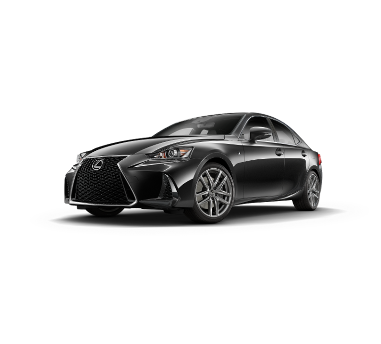 New 2019 Lexus IS 350 F Sport AWD
