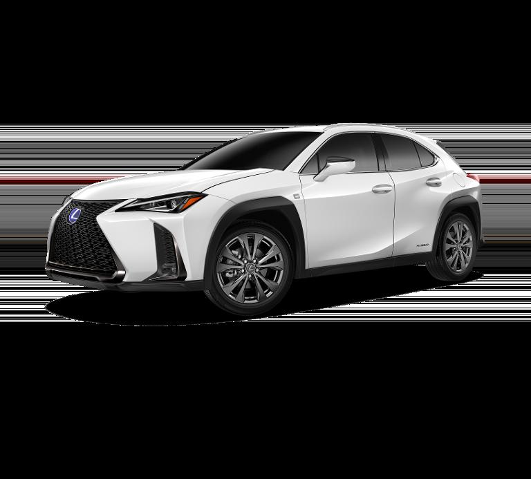 New 2020 Lexus UX Hybrid