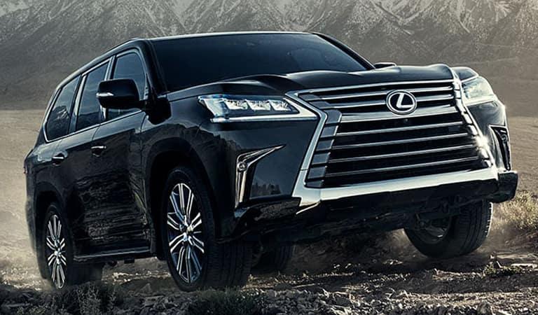 New Lexus LX