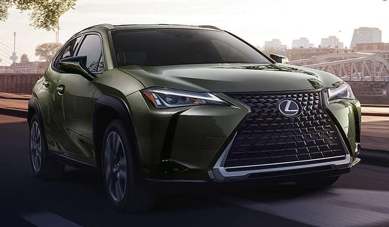 New Lexus UX