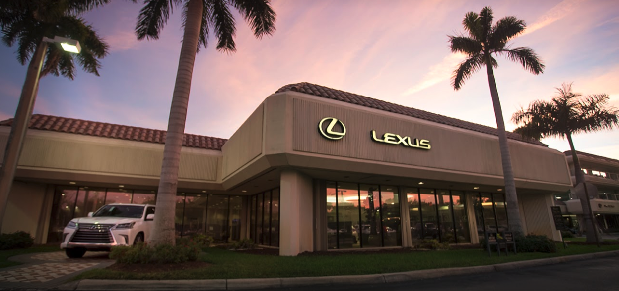 Lexus of Pembroke Pines