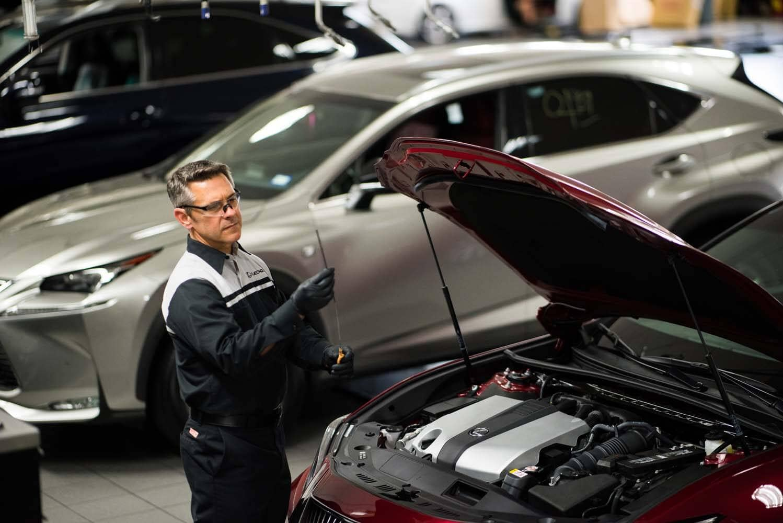 Lexus - Service Technician