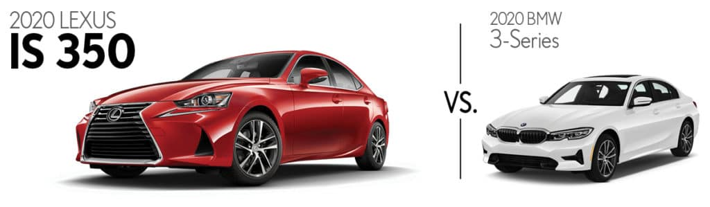 2020 Lexus Is 350 Vs 2020 Bmw 3 Series Lexus Of Shreveport Bossier City