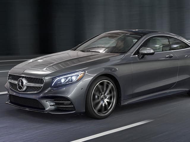 2019 S560 Coupe