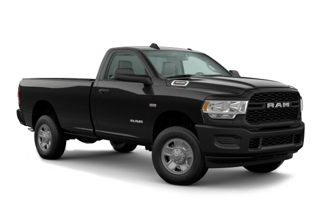 2020 Ram 3500 Black