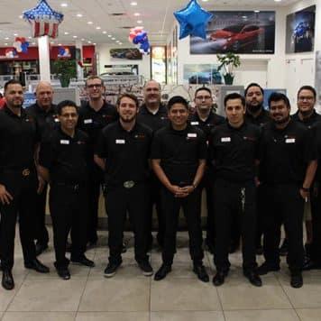 Service Team