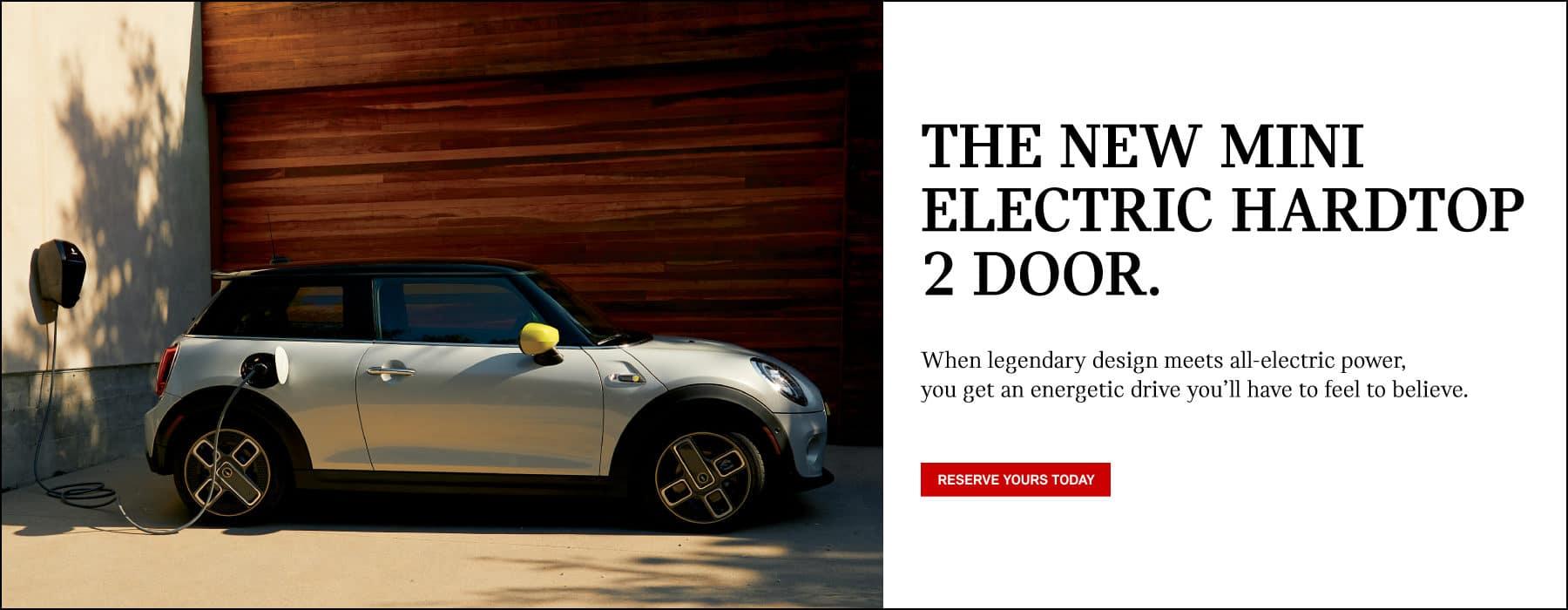 mini electric hardtop 4 door.