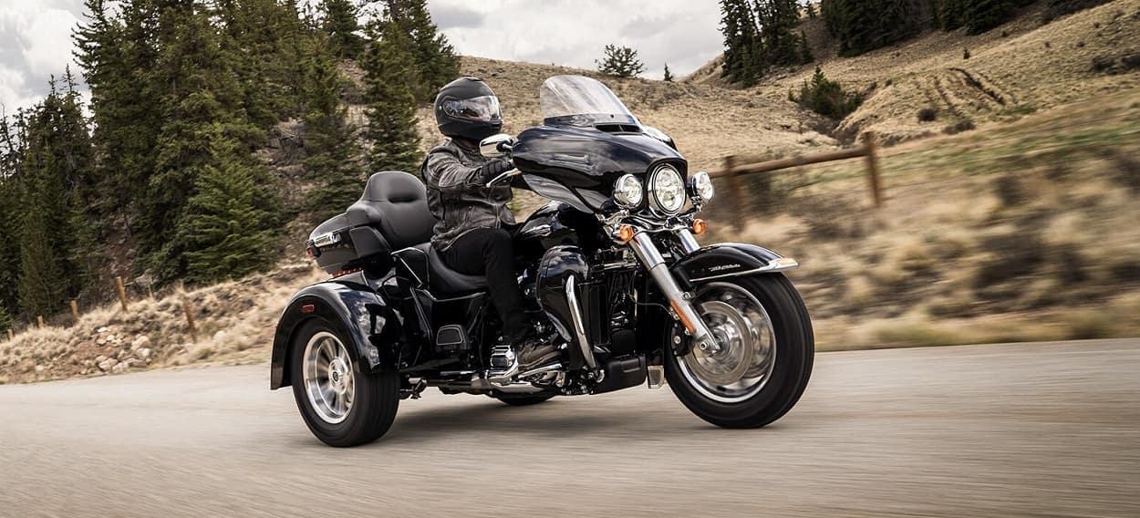 New Smyrna Beach FL - 2020 Harley-Davidson Tri Glide ultra