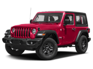 Test drive the 2020 Jeep Wrangler serving Lexington NC