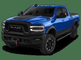 2019 RAM 3500 angled model