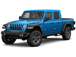Test drive the 2020 Jeep Gladiator in Lexington NC