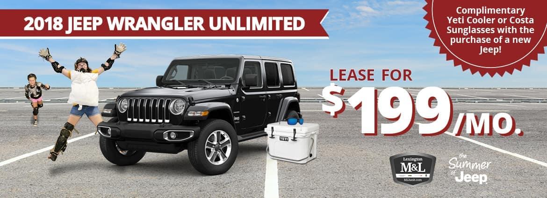 Winston Salem Area Jeep Labor Day Sales Event