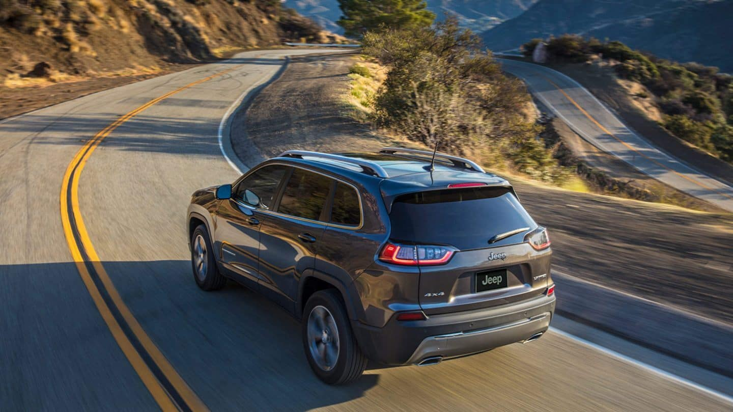 Buy, Lease, or Finance the 2020 Jeep Cherokee near Mocksville NC
