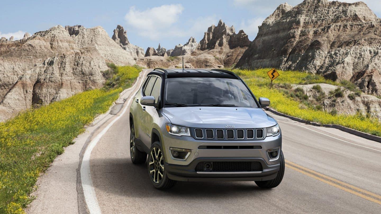 Buy, Lease, or Finance the 2020 Jeep Compass near Salisbury NC