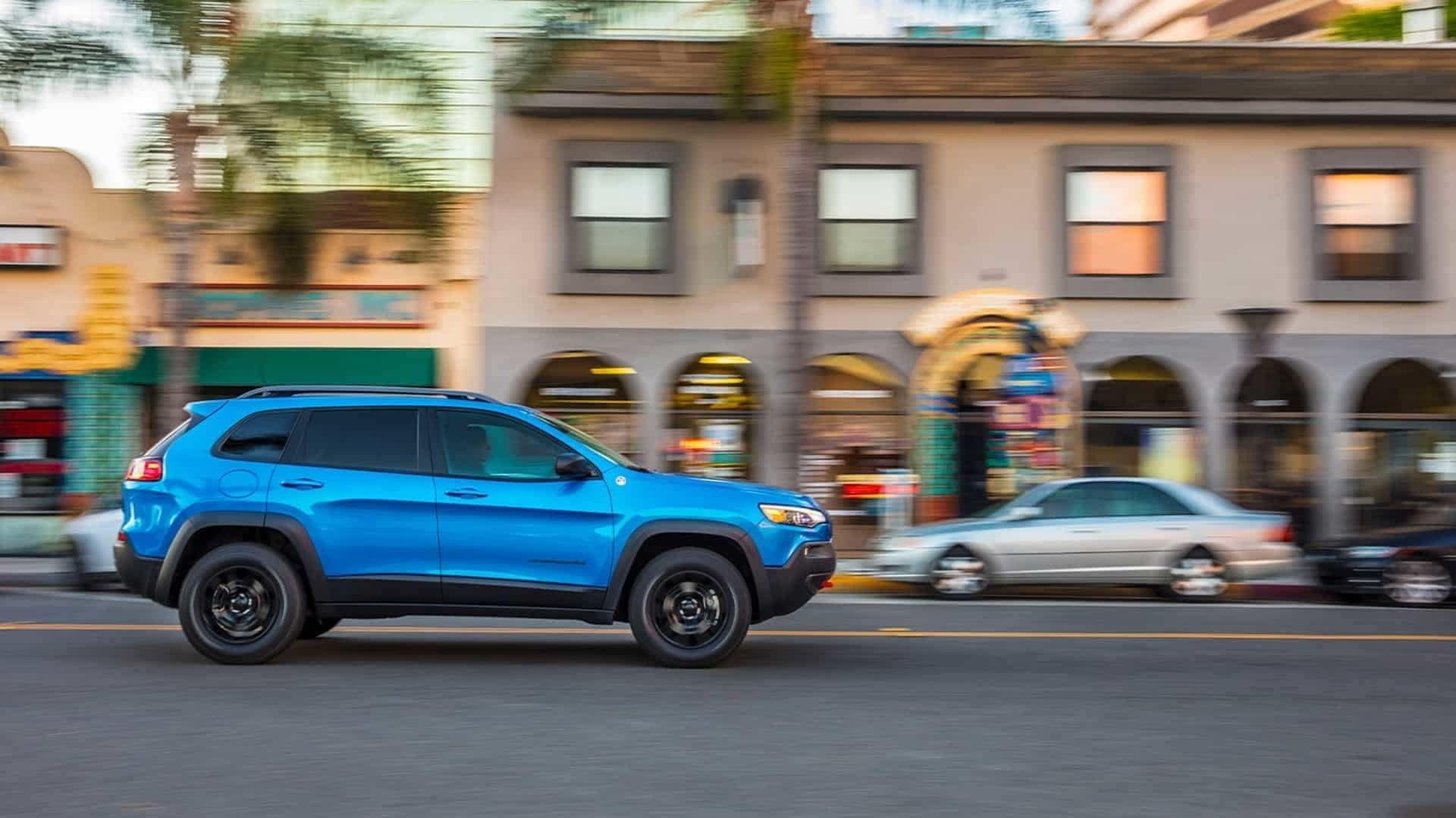 Lease the 2020 Jeep Cherokee in Lexington NC