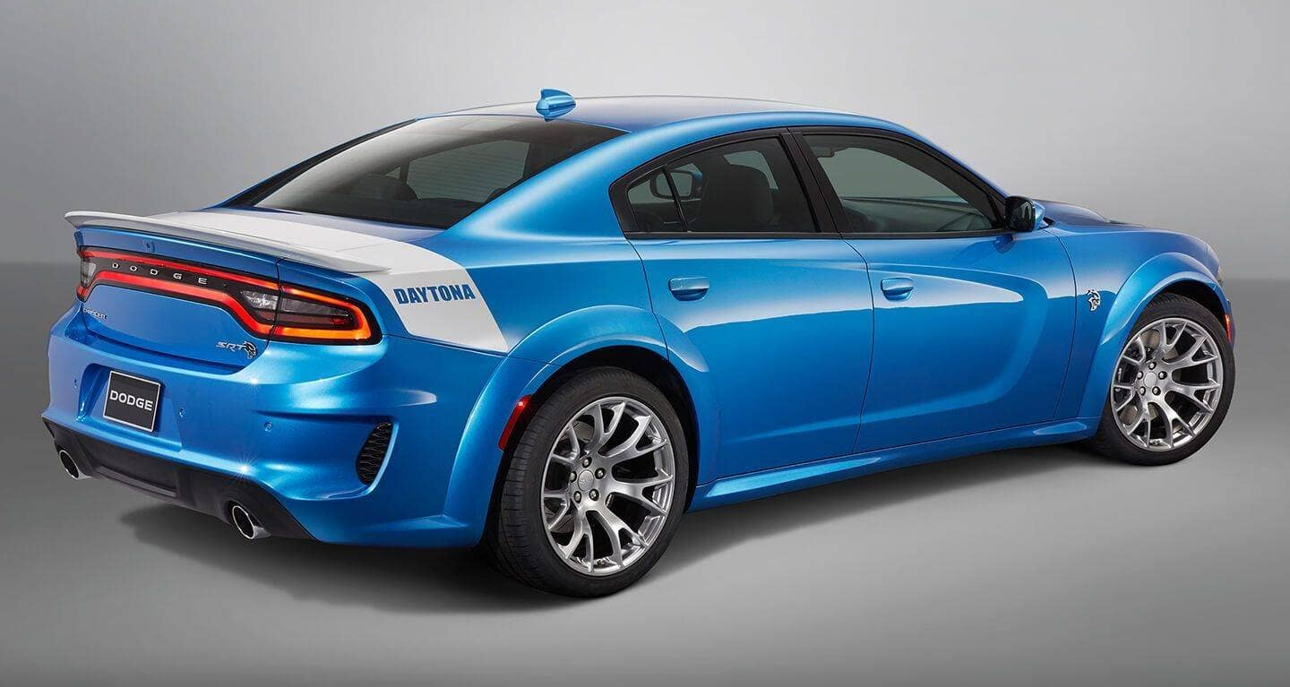 2020 Dodge Charger and Challenger