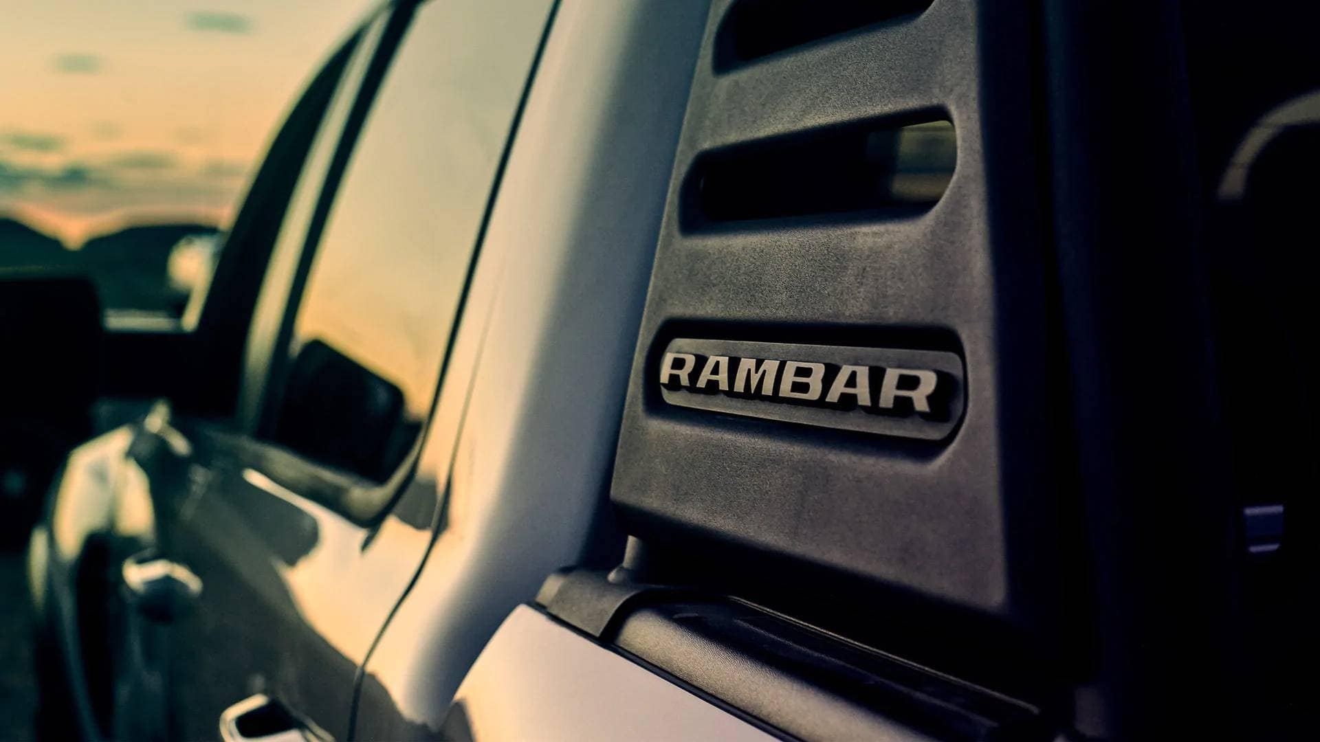 2020 Ram 1500 TRX