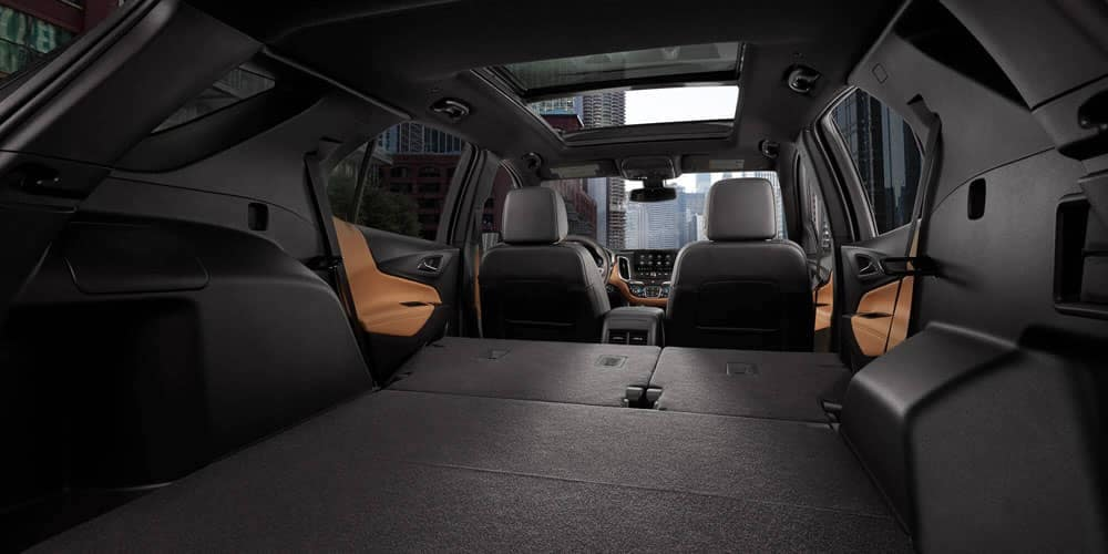 2020 Chevy Equinox Space
