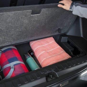 2020 Chevy Equinox Storage