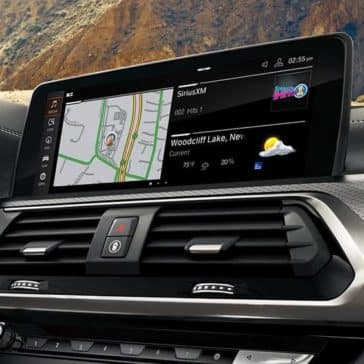2020 BMW X3 Technology