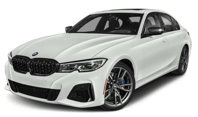 White 2020 BMW 3 Series
