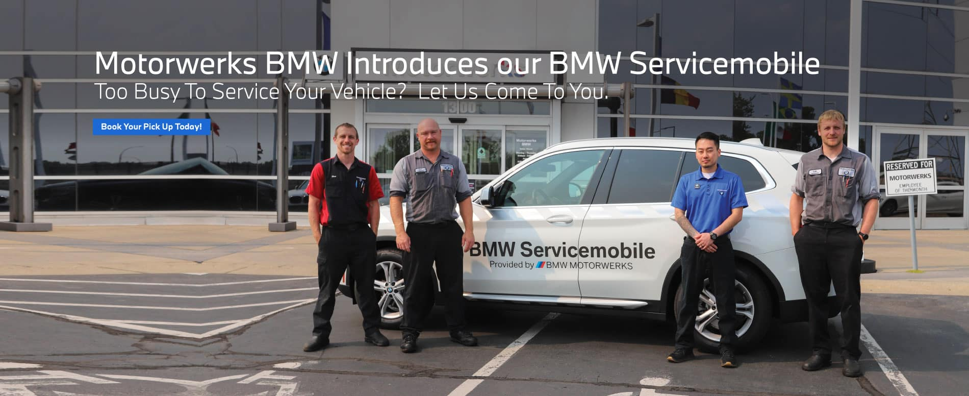 Too Busy To Service Your Vehicle? Let Us Come To You.