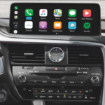 Lexus Multimedia Apple CarPlay