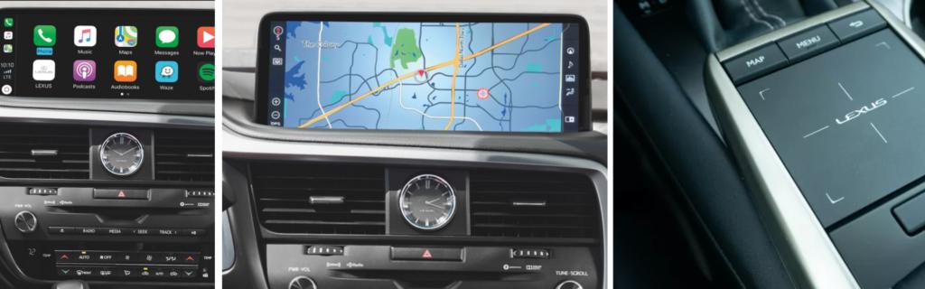 Lexus Multimedia and Navigation Updates