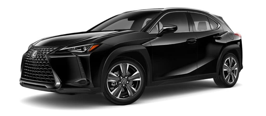 Obsidian Lexus UX