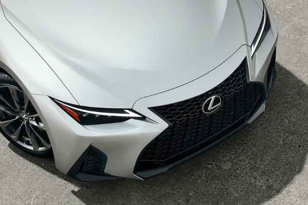 New 2021 Lexus IS