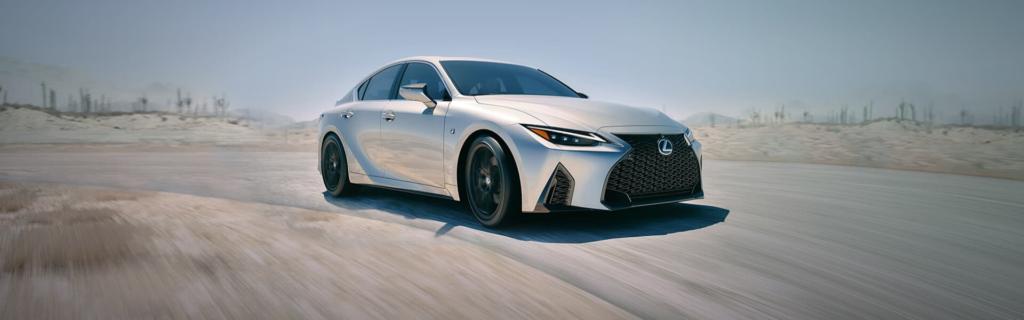 2021 Lexus IS arrives late fall 2020