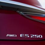 2021 Lexus ES Update