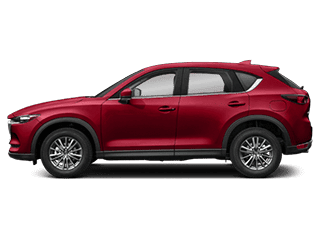 Mazda CX-5 Crystal Soul Red