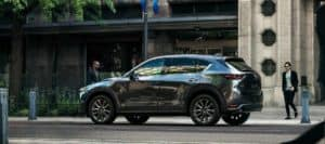 Mazda CX-5 Signature Gray