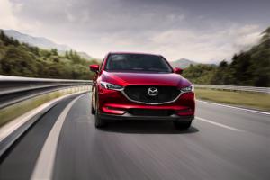 2019 Mazda CX-5 Red
