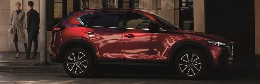 Mazda CX-5 Safety Features