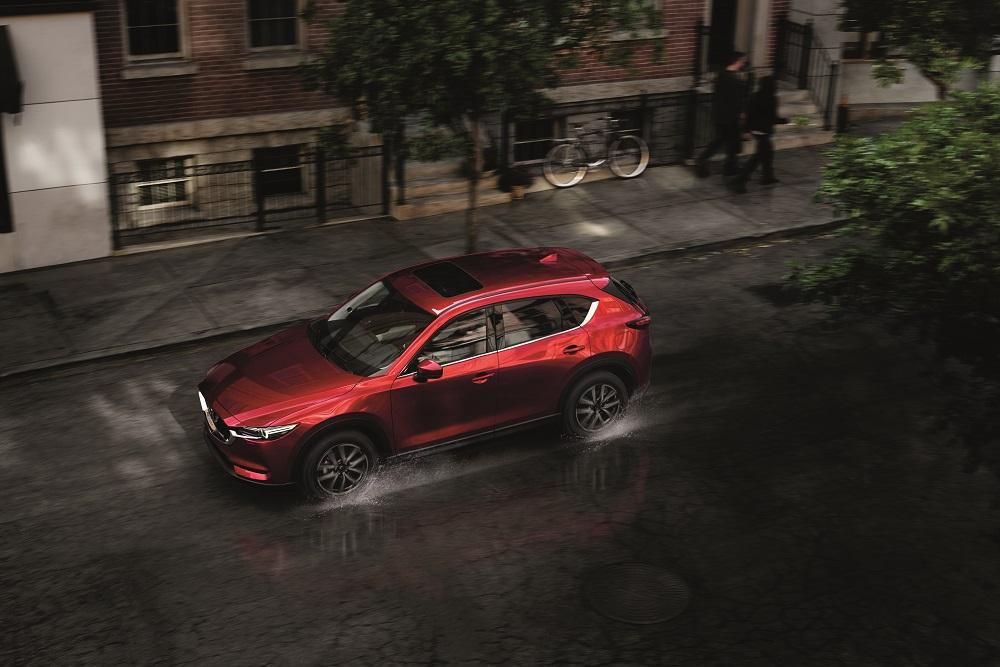 Mazda CX-5 Test Drive