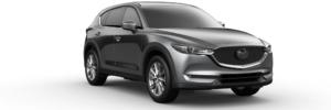 Mazda CX-5 Machine Gray