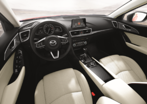 Mazda3 Interior Dimensions