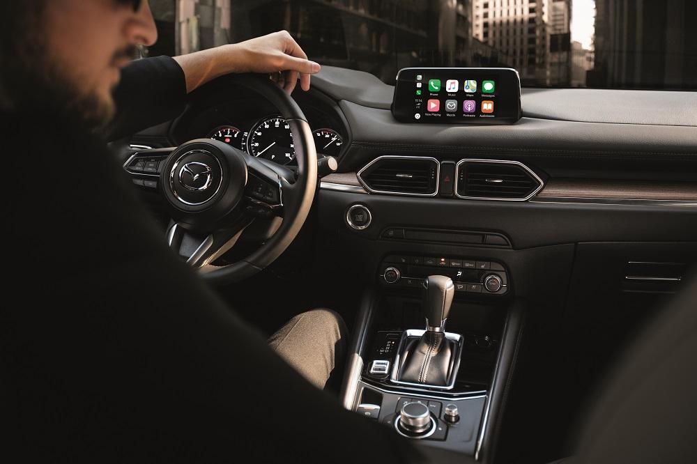 Mazda CX-5 Interior Technology