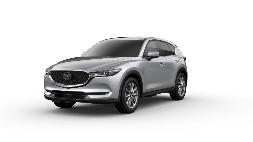 Mazda CX-5 Sonic Silver