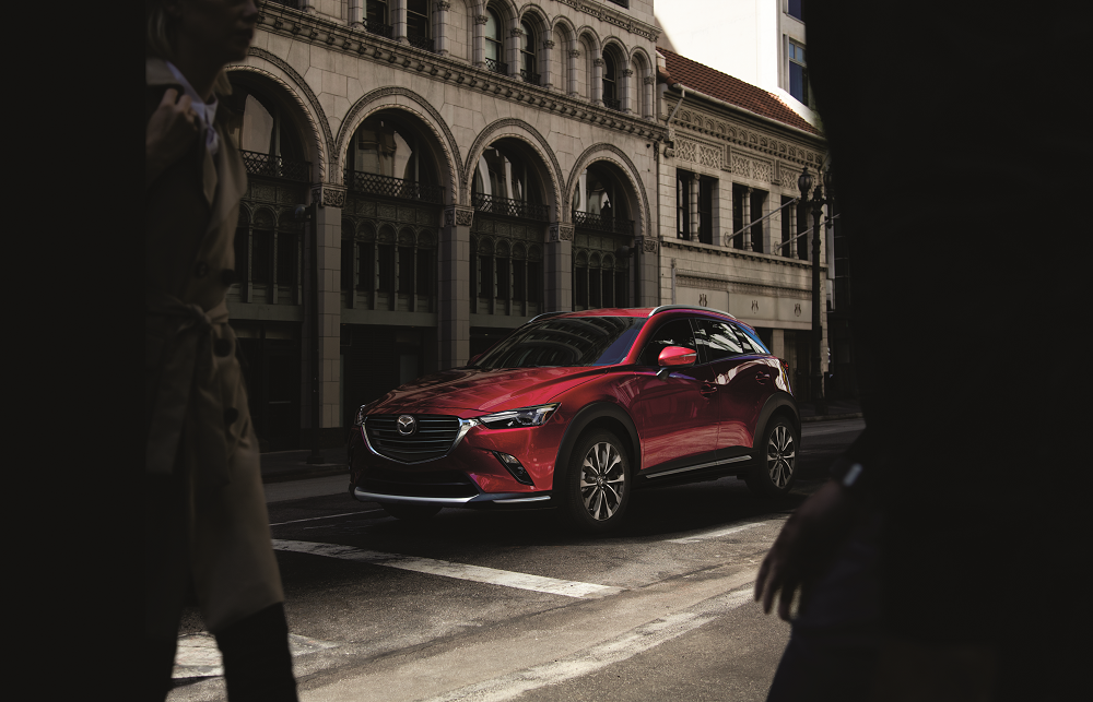 Mazda CX-3 Performance