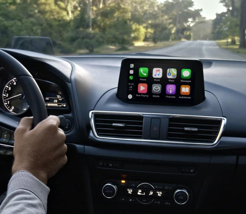 Mazda3 Infotainment