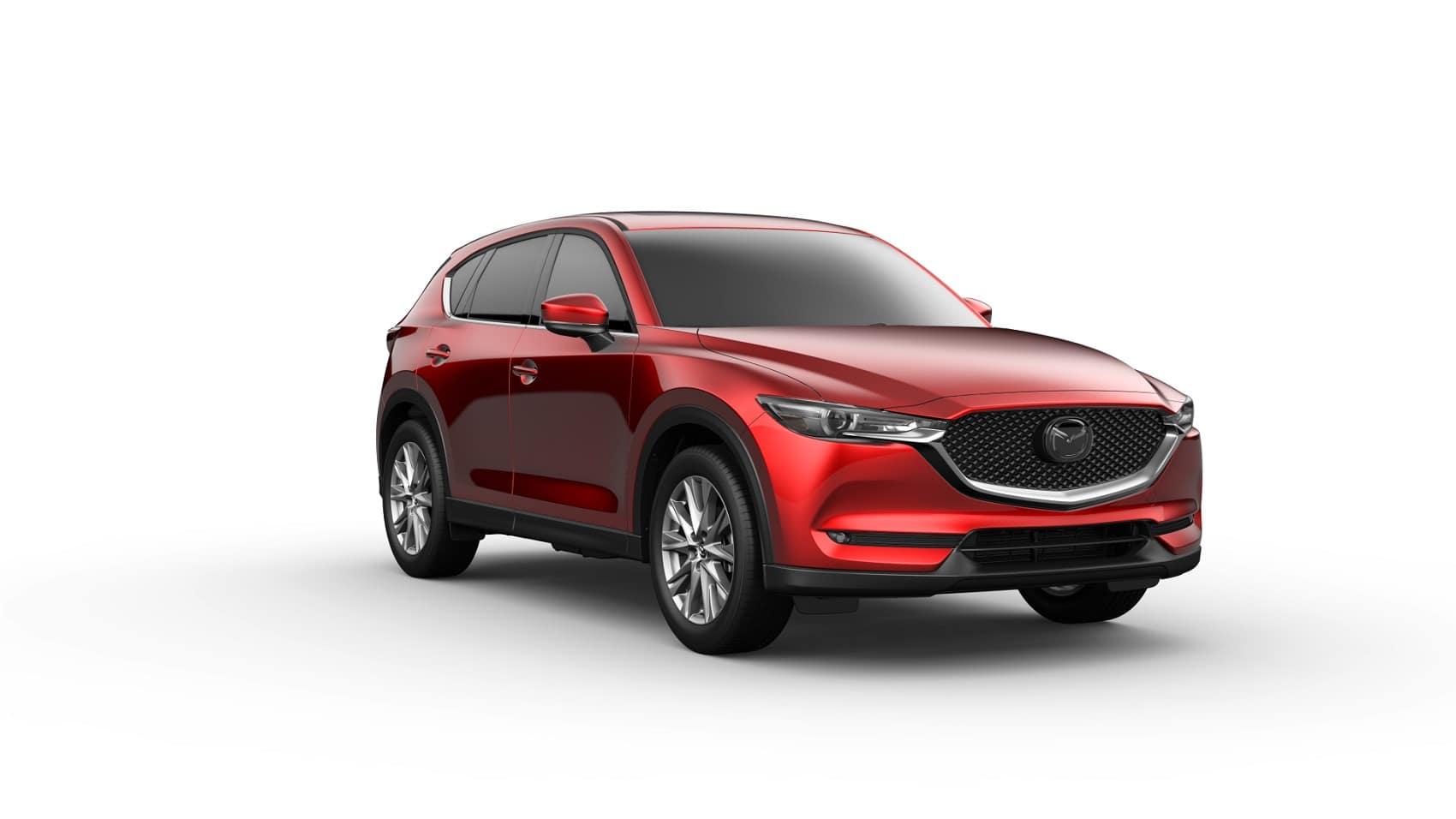 2019 Mazda CX-5 Grand Touring - Soul Red Crystal Metallic
