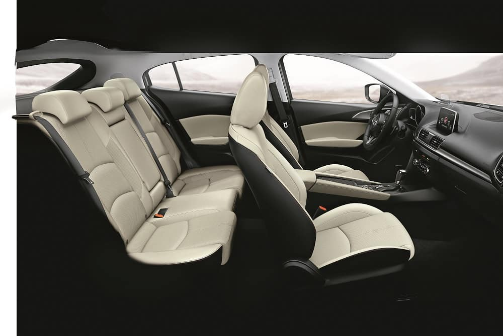 Mazda3 Interior Cabin