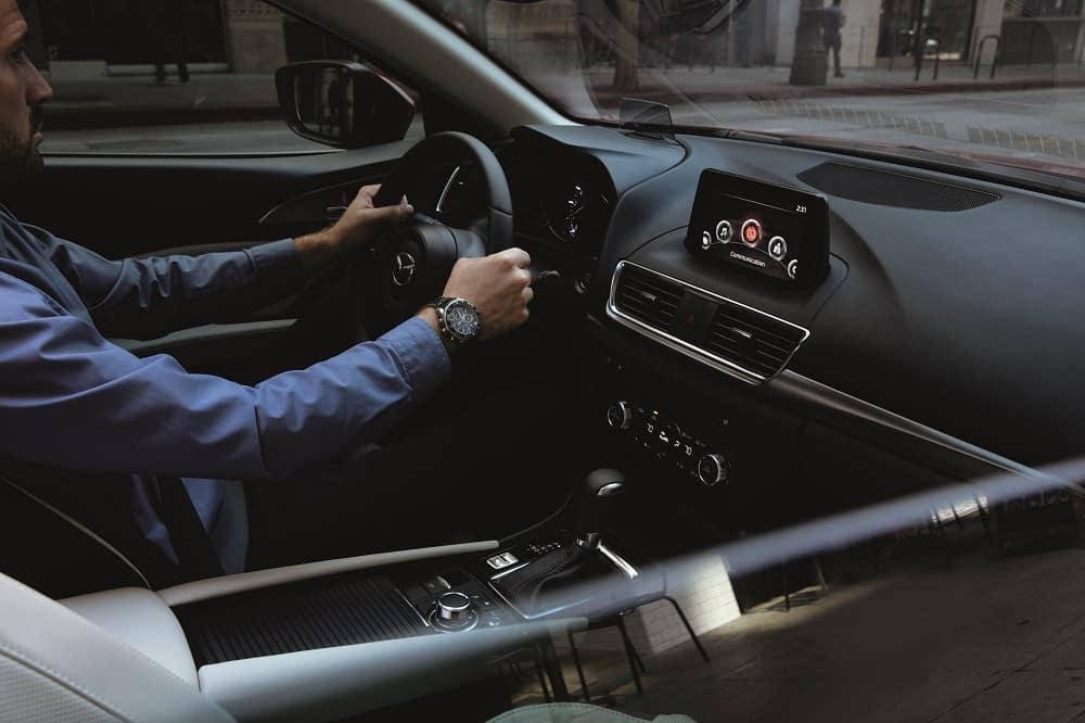 Mazda3 Interior Convenience Paretti Mazda