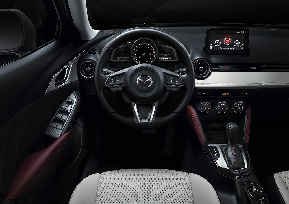 2020 MAZDA CX-3 Interior Paretti Mazda Metairie LA