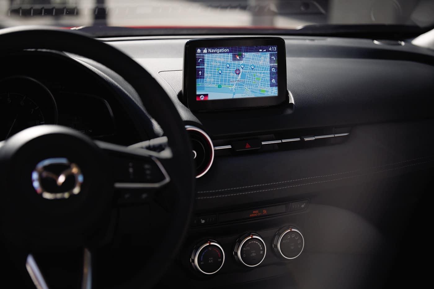 2020 Mazda CX-3 Interior Technology
