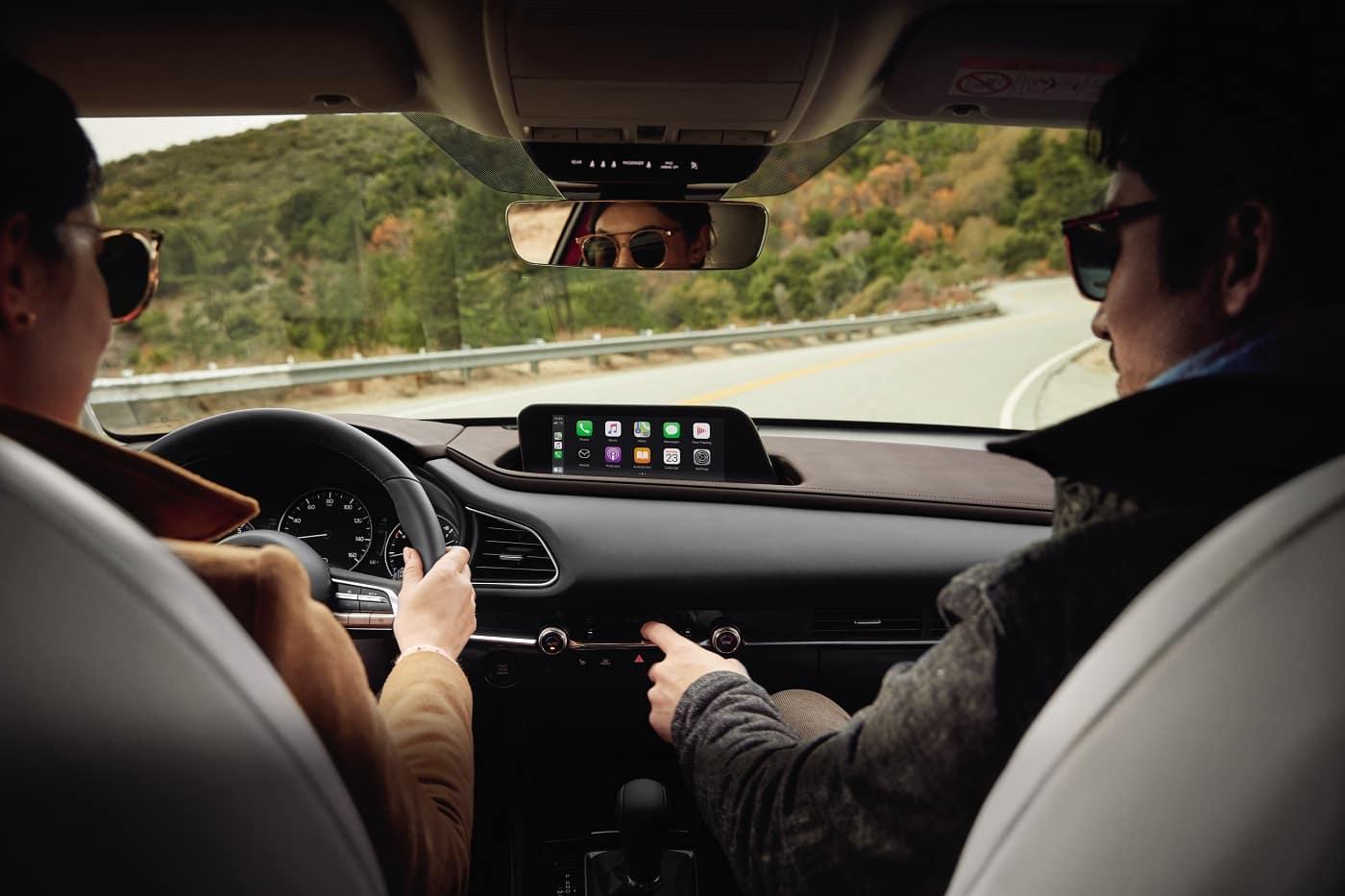 020 Mazda CX-30 Interior Tech Metairie LA