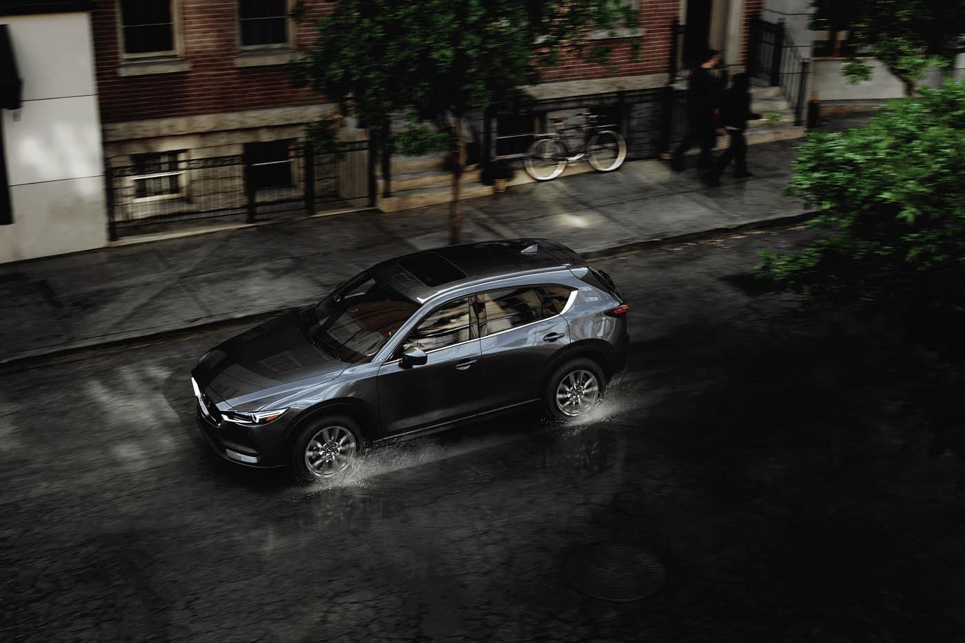 Mazda CX-5 Safety